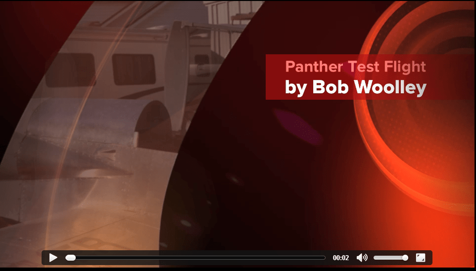 Bob Woolley Puts the Panther Through the Ringer