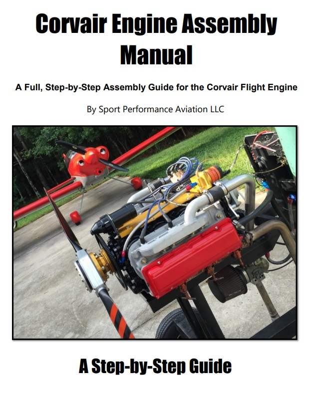 Corvair Engine Assembly Manual By SPA LLC