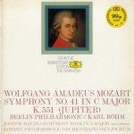 GB DGG 2545 008 ベーム/ヨッフム モーツァルト・交響曲41番/ハイドン・交響曲94番