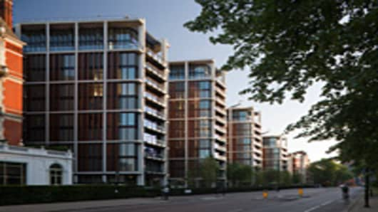 One Hyde Park The World S Most Expensive Apartments Designed By Richard Rogers Opened