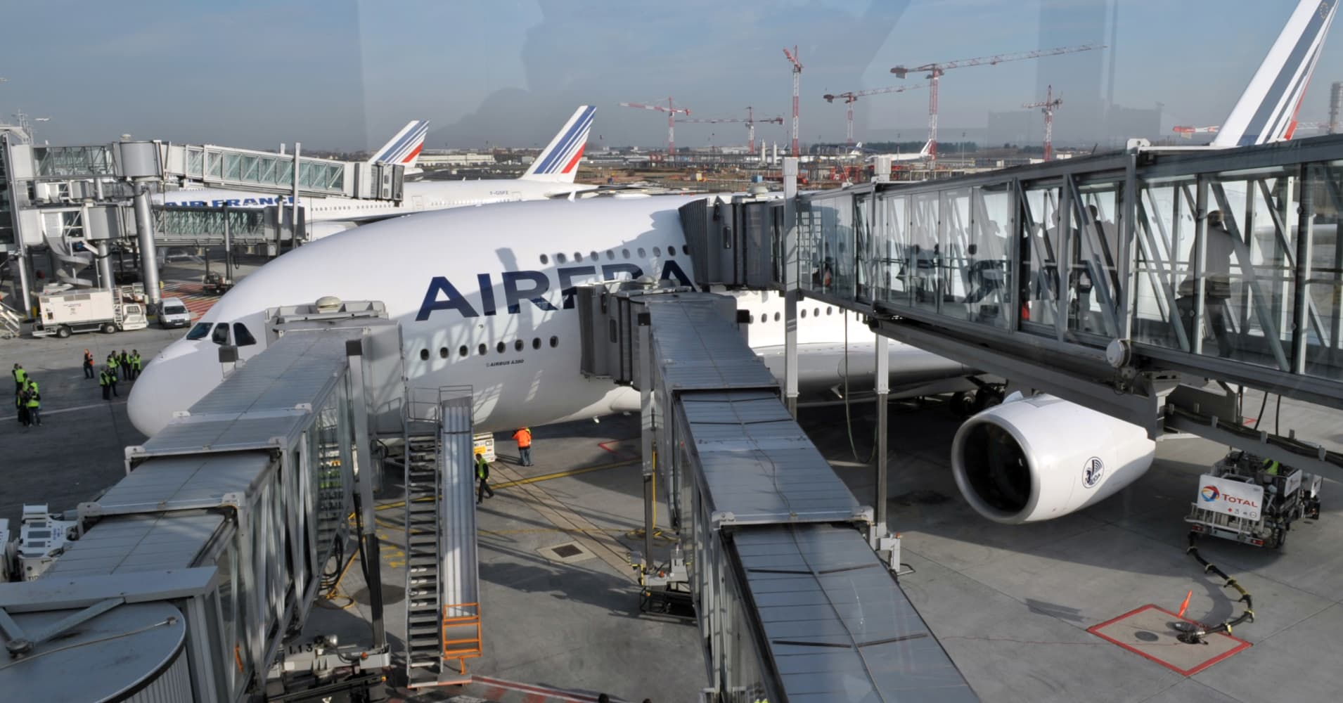 Resultado de imagen para Air France cancels fourth part strike flights