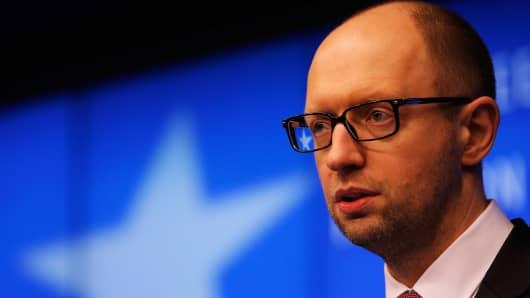 Ukrainian prime minister resigns