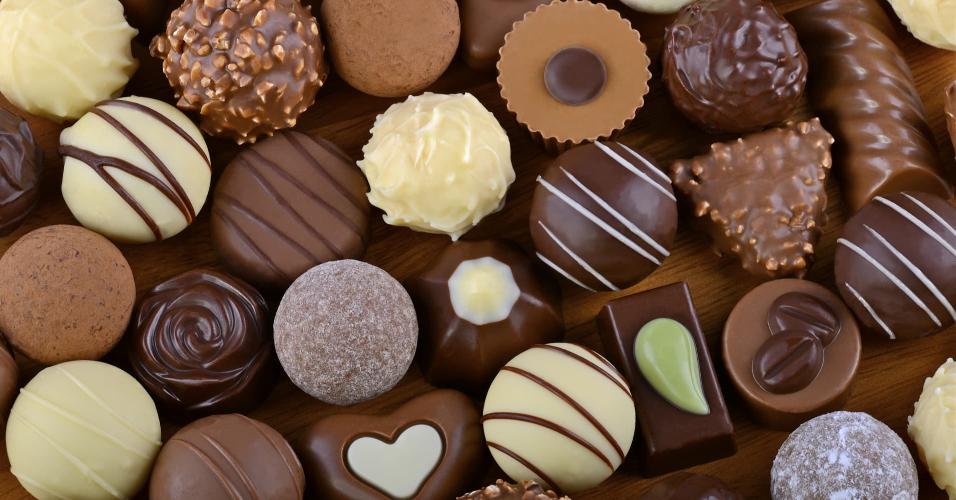 Americans Eat How Much Chocolate