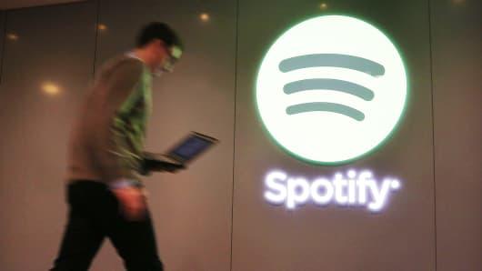 Spotify technology apps