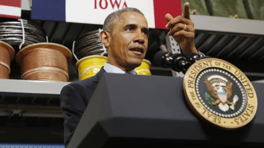 Obama Plans to Push Paid Family and Sick Leave for Workers