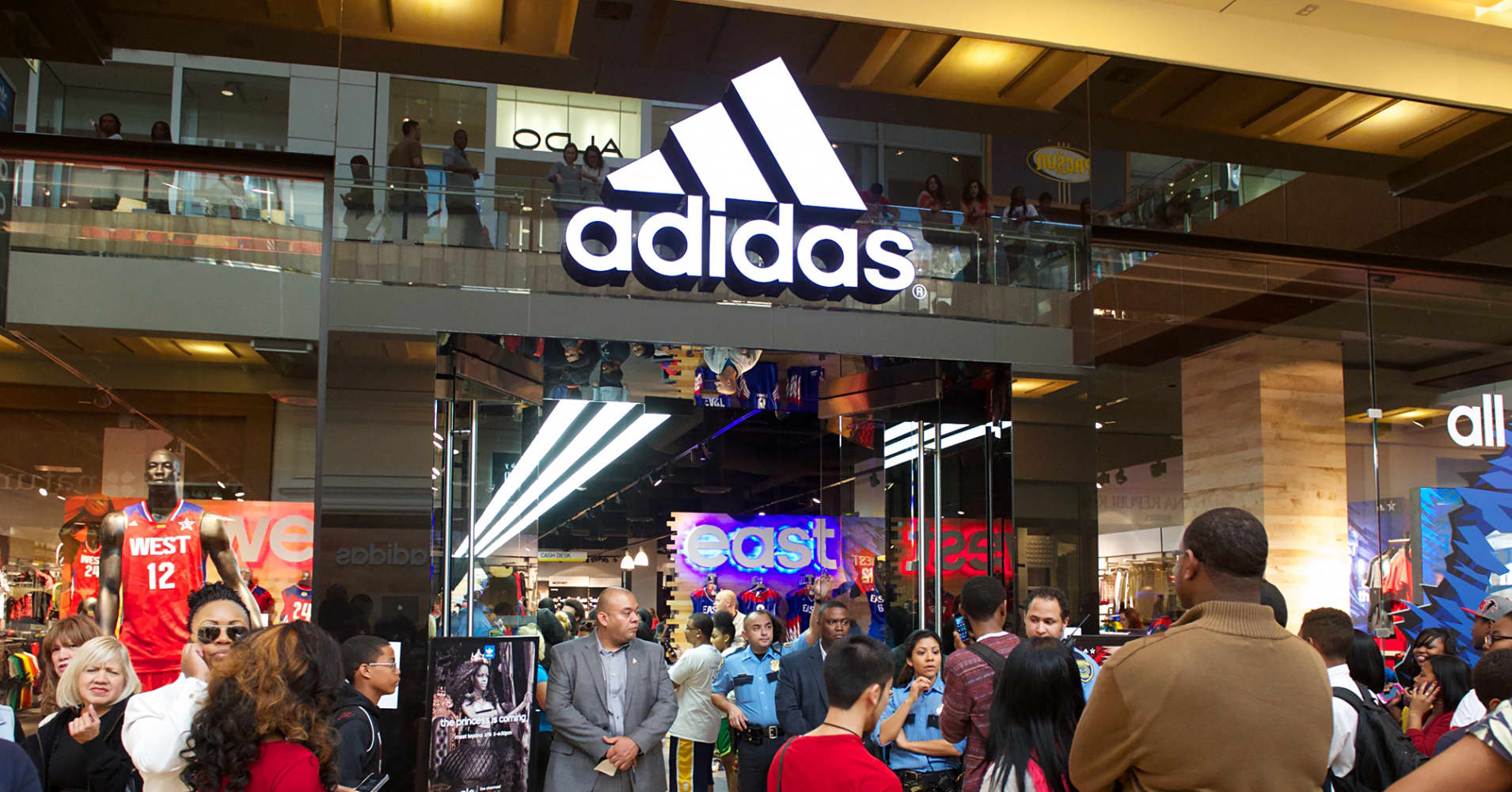 King Prussia Mall Shoe Stores
