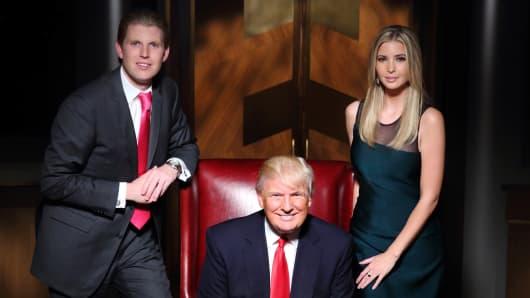 5 principles Donald Trump follows for success
