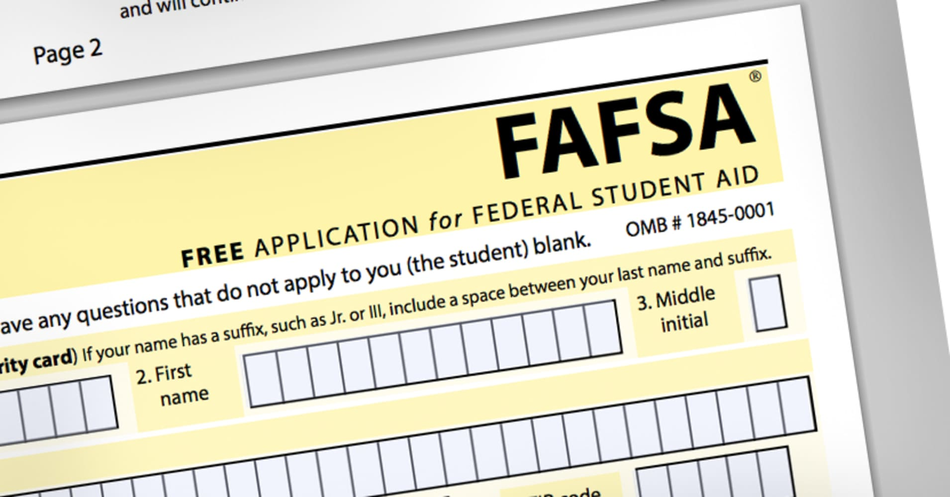 Now Is The Best Time To Apply For Financial Aid