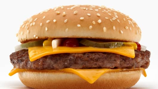 McDonald's Quarter Pounder is getting bigger (really!)
