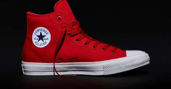 Converse makes first change in a century to the Chuck ...