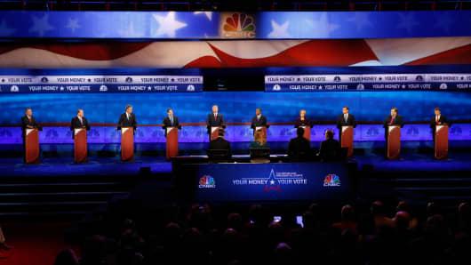 GOP Republican Candidates