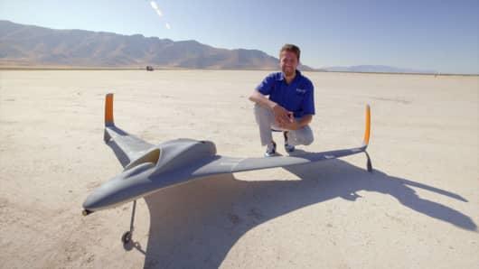 Aurora Flight Sciences' high-speed UAV