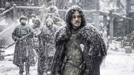 Jon Snow, from Game of Thrones