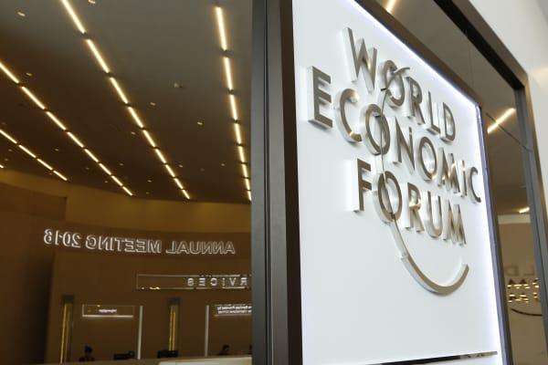 The 2016 World Economic Forum kicks off in Davos, Switzerland on Jan. 18, 2016.