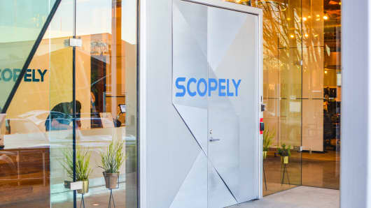 Screenshot of Scopely – A Fresh Approach To Mobile Game Business