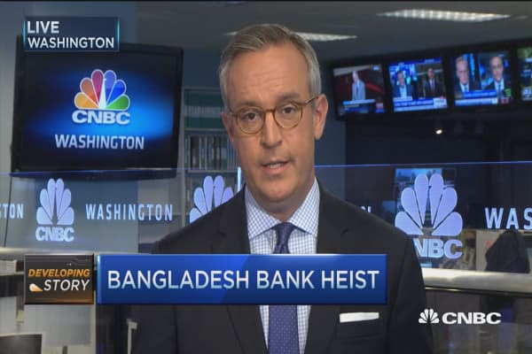 At time of Fed hack, Bank of Bangladesh targeted by others ...