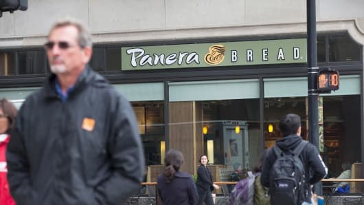Image result for Panera  GETTY IMAGE