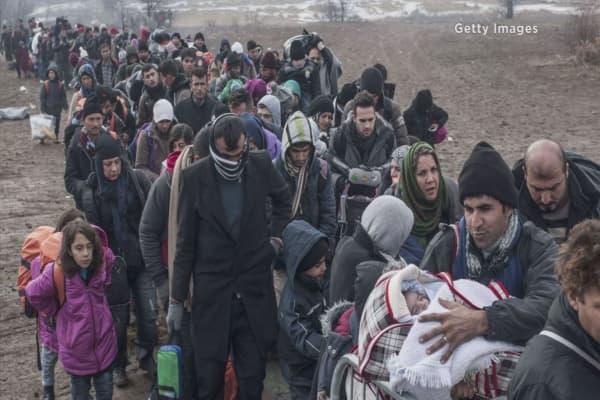 Refugee crisis fuels European fears over terrorism, crime ...
