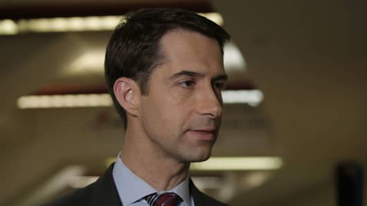 What this young GOP senator said about running for ...