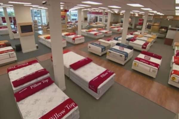 Steinhoff To Sleepy S Owner Mattress Firm For 2 4b