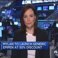 Generic EpiPen drug could actually make more money for Mylan