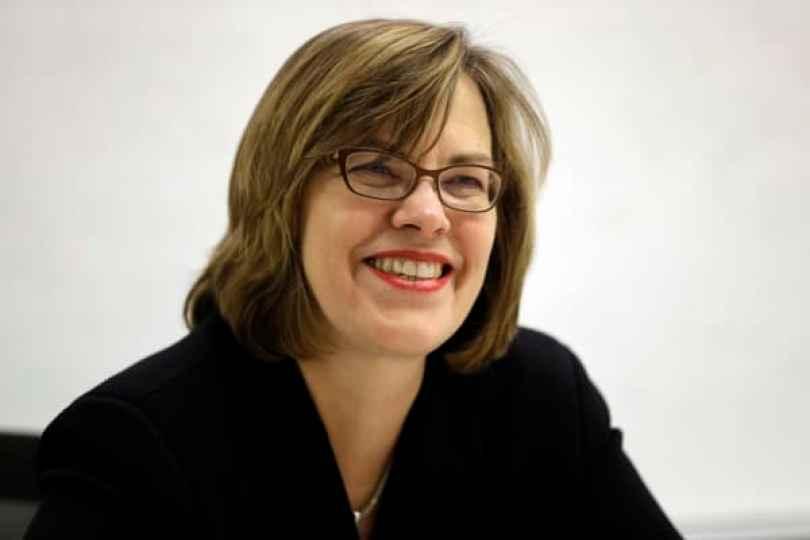 CEO de Popeye Cheryl bachelder.
