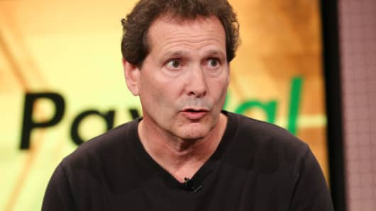 PayPal stock moves after Gmail announces Android payment ...