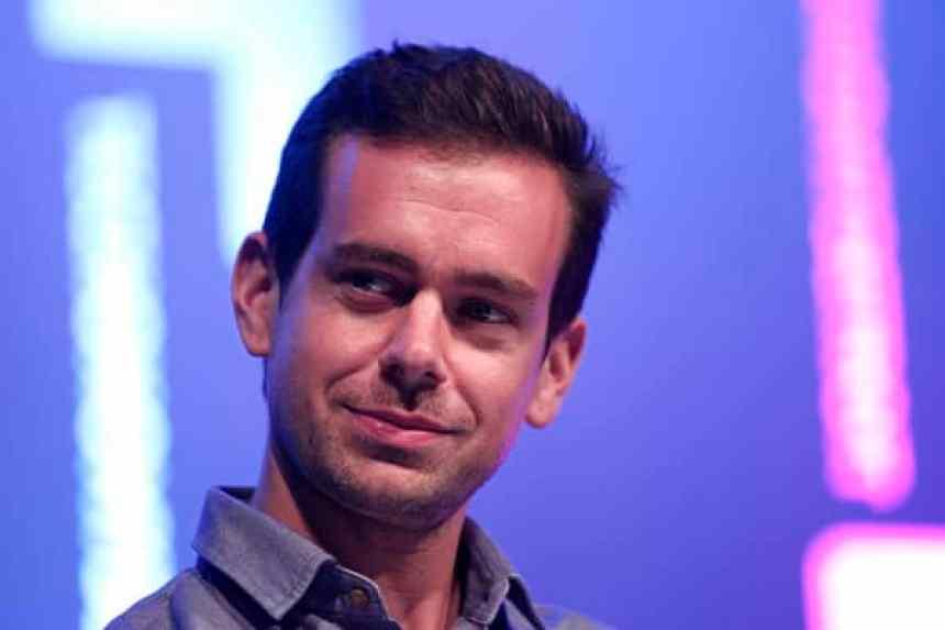 Twitter Presidente y CEO de Square Jack Dorsey