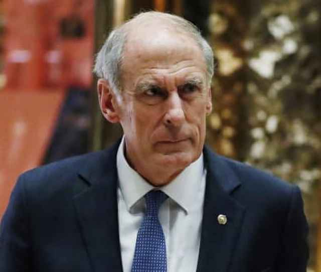 Dan Coats As Director Of National Intelligence