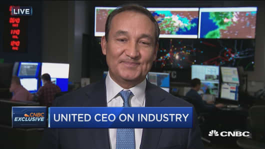 Munoz on earnings: Flat is good