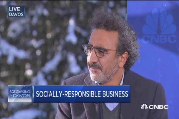 Chobani CEO: Closing the gap on income inequality