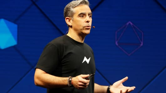 %name Messenger loses its boss David Marcus   The blockchain expert will work for bringing the technology for Facebook
