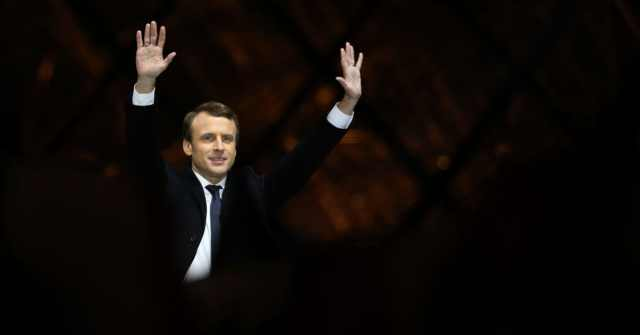 Macron's party is seen taking the first round of French legislative vote, polls say