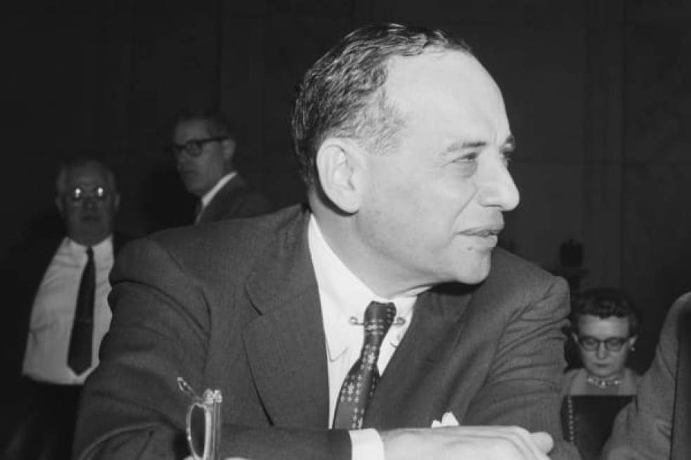 """Benjamin Graham, the """"father of value investing"""""""