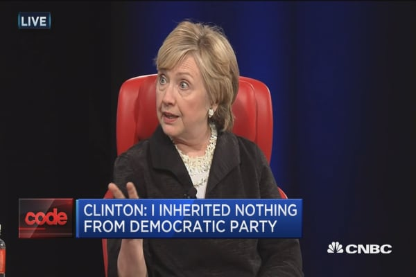 Clinton: Russians influenced voters in the election