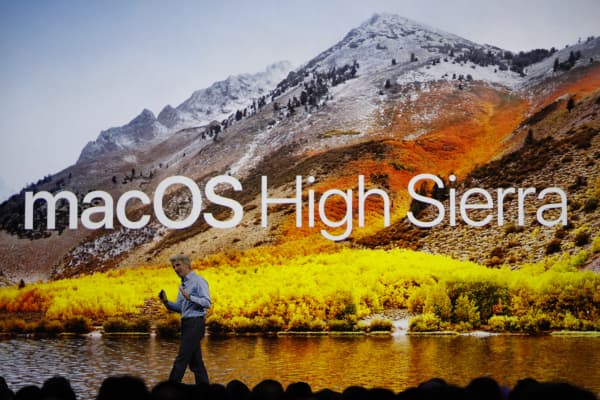 Image result for Apple announces a new operating system for the Mac: High Sierra