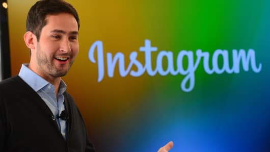 Kevin Systrom, co‑founder of Instagram