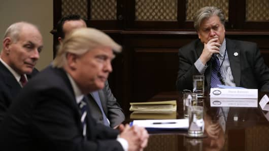 Image result for free to use image of trump and bannon