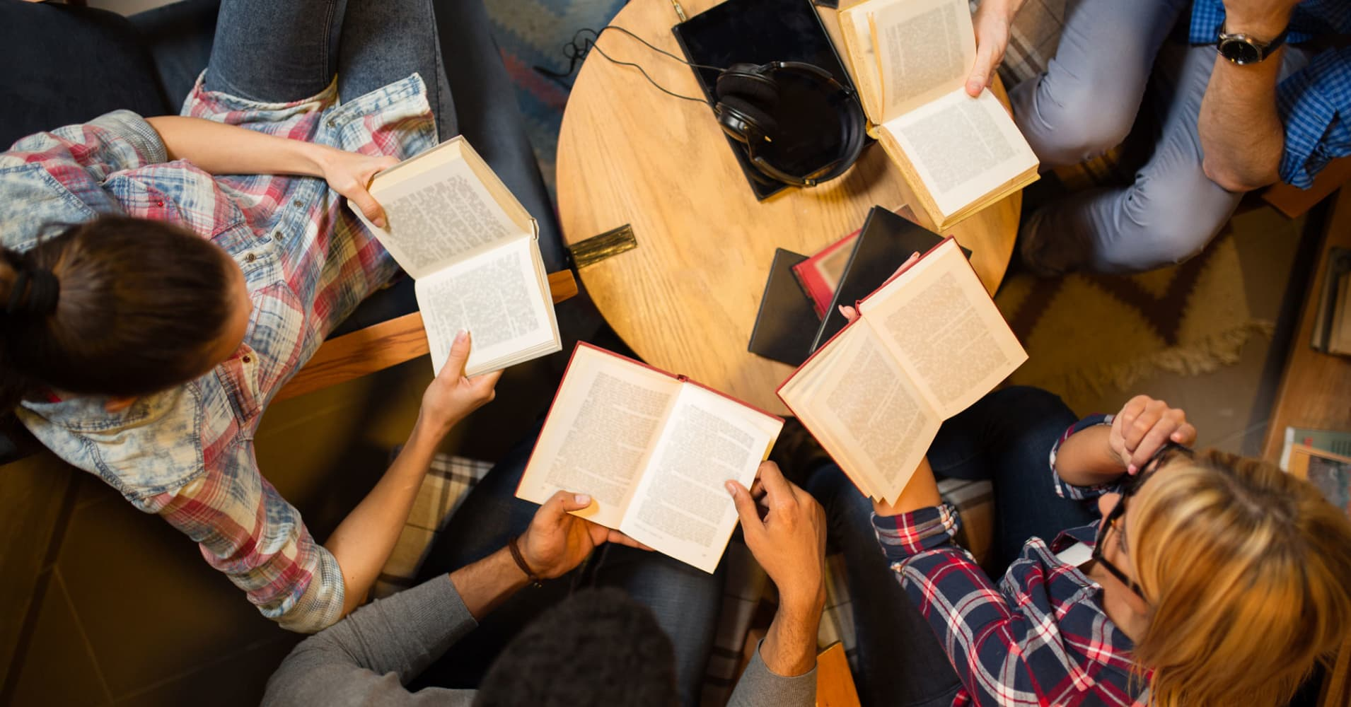 Why you should start a book club with your co workers