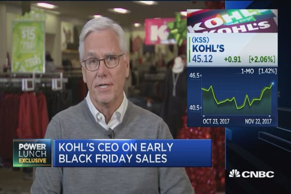Kohl's CEO shares tip to buy the Instant Pot after it sold ...