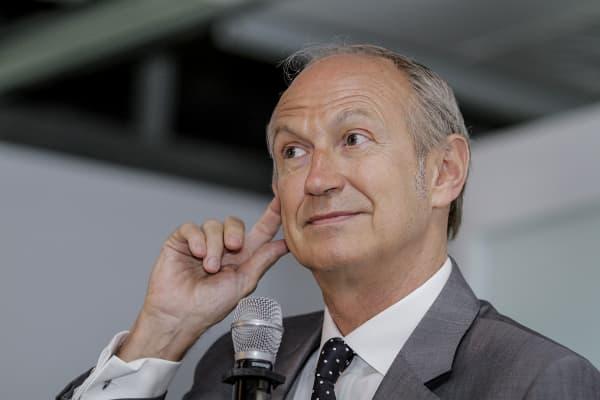 Jean-Paul Agon, chief executive officer of L'Oreal SA