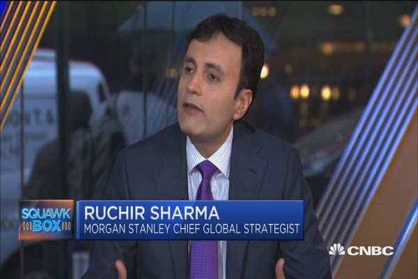 The bull market is in the process of topping out: Morgan ...