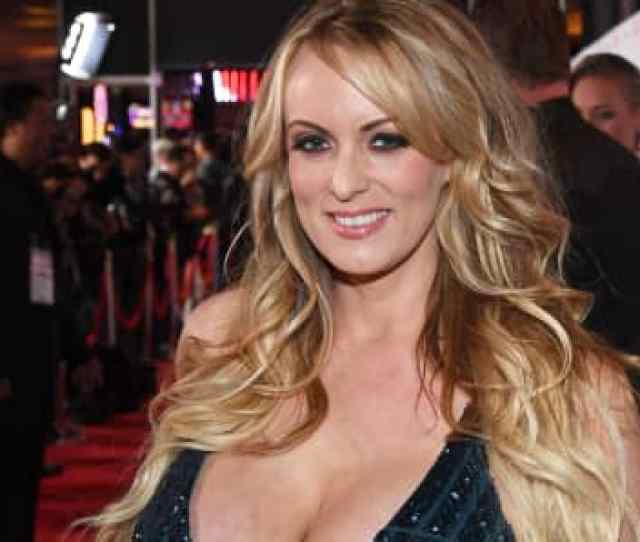 Stormy Daniels Attends The 2018 Adult Video News Awards At The Hard Rock Hotel Casino