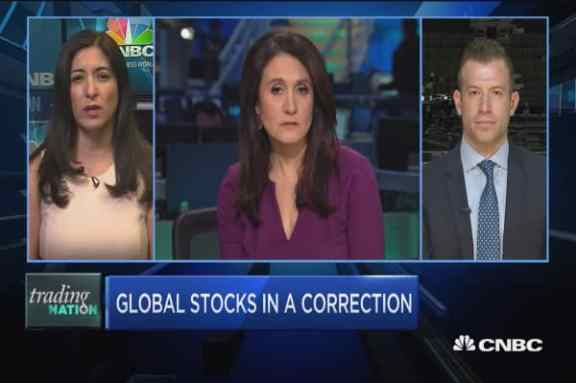 Trading Nation: Global stocks in a correction