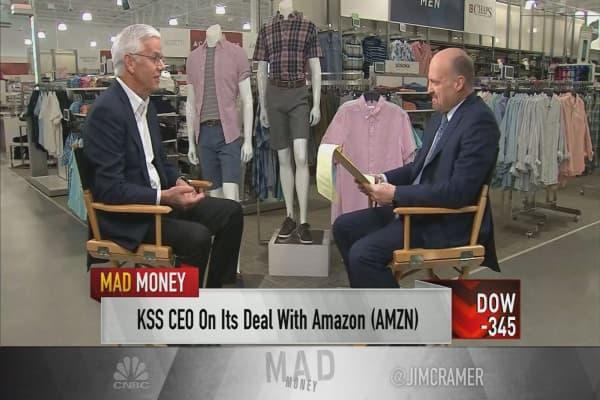 Kohl's CEO: 'Big idea' behind Amazon partnership is ...