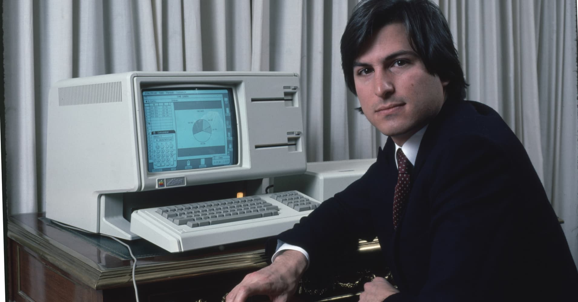 First Apple Computer Ever Made