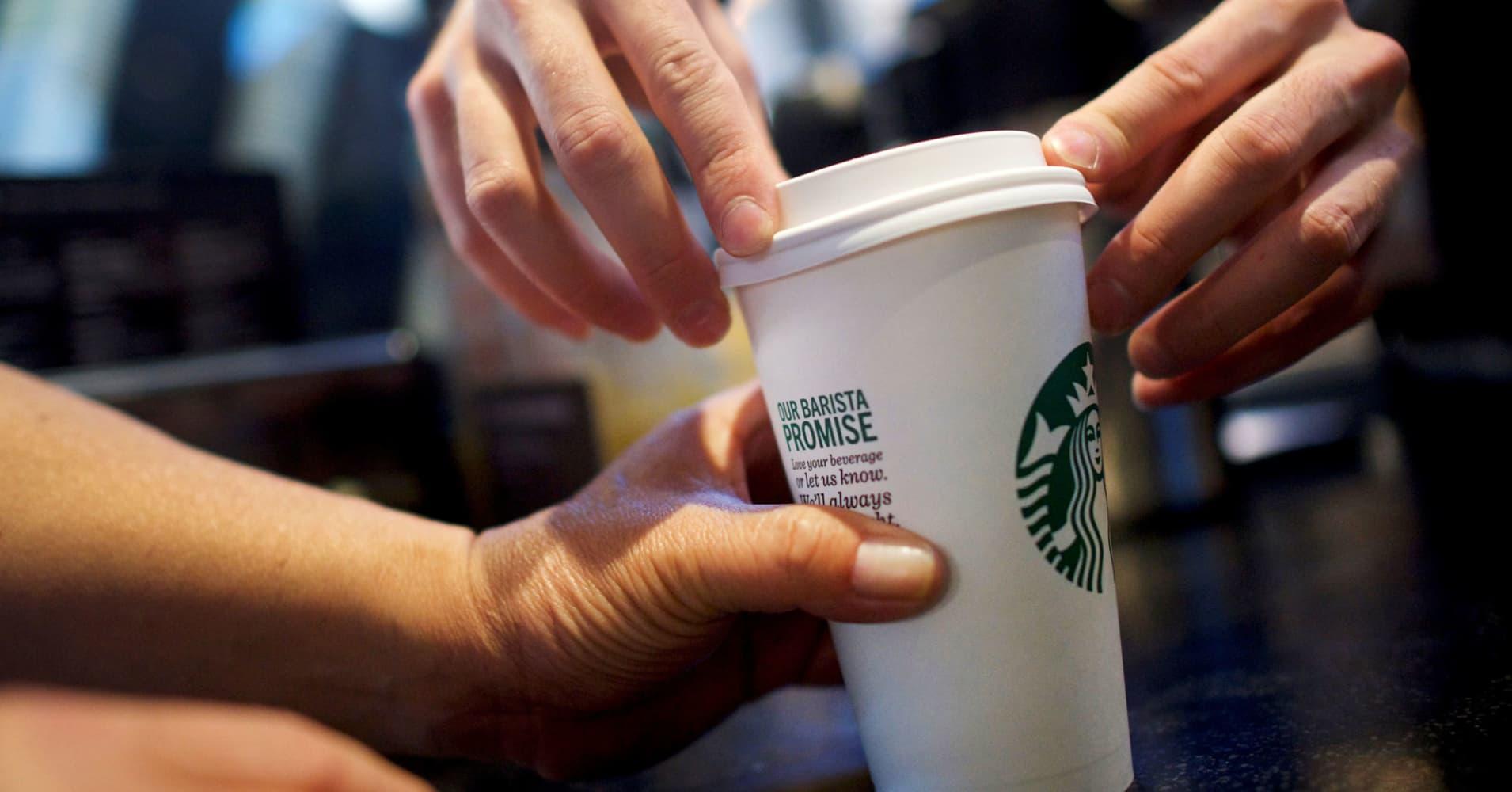 Barista Starbucks Fashion