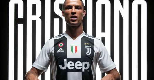 Juventus sold over $60 million of Ronaldo jerseys in just ...
