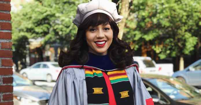 Mareena Robinson Snowden is the first black woman to earn a Ph.D. in nuclear engineering from MIT.