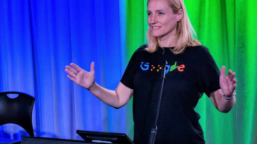 Eve Andersson is director of accessibility engineering at Google.